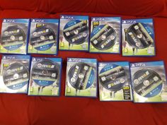 FIFA 16 -- (Sony PlayStation 4) PS4 game original 10 pieces: $75.00 End Date: Friday Mar-23-2018 5:00:48 PDT Buy It Now for only: $75.00…