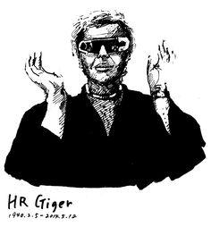 「私は母親の胎内から外に出るのが怖かった」 H.R.ギーガー