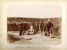 Bateria Mortieră la Calafat