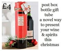 Bottle Gift Tube