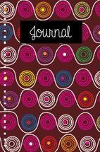 Tribal inspired Journal by Milena Martinez