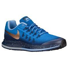 new concept 17172 a8685 navy blue nike socks,Nike Zoom Pegasus 33 Shield - Girls  Grade School -  Running - Shoes - Star Blue Met Red Bronze Midnight Na