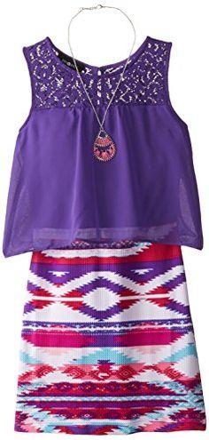 Amy Byer Big Girls' Solid To Print Dress, Purple/Multi, 7 Amy Byer http://smile.amazon.com/dp/B00S16WLIO/ref=cm_sw_r_pi_dp_Q3SDvb0T8R2PW