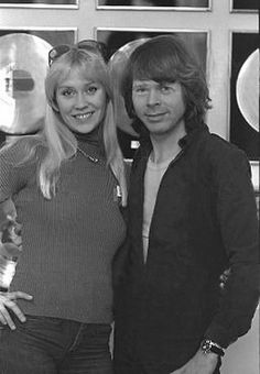 Your favourite Agnetha and Björn pic - Seite 6 | www.abba4ever.com