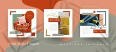 YusufSangdes | Freepik Elegant Living Room, Interior Decorating, Interior Design, Instagram Post Template, Social Media Template, Banner Template, Home Furniture, Templates, Instagram Posts