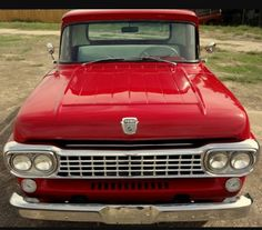 58 Ford F-100