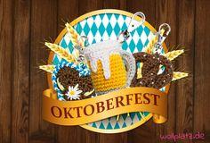 Oktoberfest - Am 17. September beginnt wieder das größte Volksfest der Welt. In unserm Blog verraten wir 3 Anleitungen für Oktoberfest-Schlüsselanhänger.