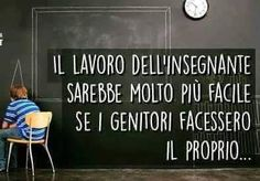 Sa dire a voce alta ad entrambi!!!!! Verona, Quotes Thoughts, Cute Signs, Kids Education, Holidays And Events, Motto, Counseling, Sentences, Best Quotes