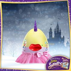Check out this Easter egg from Chester's Eggerator and design your own for the chance to win $10,000! #Sweetos http://bit.ly/18vzZBH