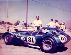 1964 Bill Thomas Cheetah  (c/n BTC003)