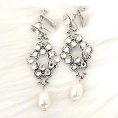 Vintage Wedding Jewelry, Wedding Belts, Wedding Hair Pieces, Bridal Earrings, Bridal Jewelry, Shoulder Necklace, Wedding Headband, Wedding Bracelet, Swarovski Pearls