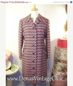 50 OFF Fall Savings SALE Vintage 60s Jackie by DenasVintageCloset, $60.00
