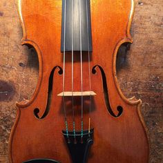 Check out this beautiful 1893 Giuseppe (JEE-YEW-SEP-EE) on @benningviolins