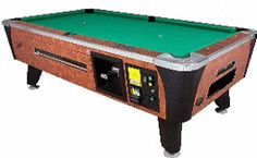 Beau Coin Operated Pool Tables For Sale / Commercial Bar Style Pool Tables