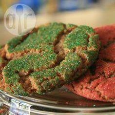 Biscuits au sucre à la mélasse @ qc.allrecipes.ca