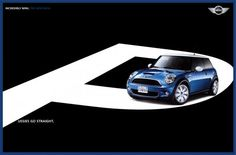 Mini: Letter P | Ads of the World™