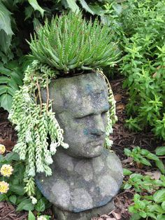 face planter, could be a lesson with the based on Jason deCaires Taylor, the artist who creates underwater artificial reef sculptures