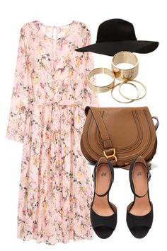 """""""Untitled #5291"""" by laurenmboot ❤ liked on Polyvore featuring Chloé and Call it SPRING"""