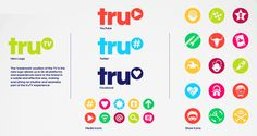 Brand New: New Logo and On-air Look for truTV by loyalkaspar