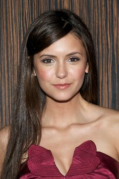 Nina Dobrev - makeup   A Beautiful Life And The Vampire Diaries Kick Off Party   June 12, 2009