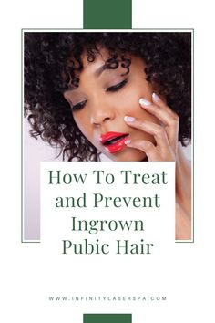 Ingrown pubic hairs can be painful and irritating! They are hard to avoid and seem to pop up when we least expect it. What if we told you we have a solution? Ingrown hairs will become a thing of the past. Follow our tips and tricks if you want to get rid of ingrown pubic hairs for good!