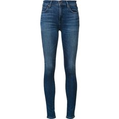 Citizens Of Humanity 'Voodoo' jeans (405 CAD) ❤ liked on Polyvore featuring jeans, blue, citizens of humanity jeans, blue jeans and citizens of humanity