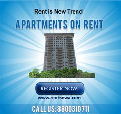 Participate in #PropertyRentalBusiness and beat the recession. Earn handsome money only at #RentSewa. #rentisnewtrend Find more at http://rentsewa.com/category/property