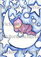 www.santitoschilenos.blogspot.com diseños originales Smurfs, Fictional Characters, Art, Saints, First Holy Communion, Christening, The Originals, Drawings, Art Background
