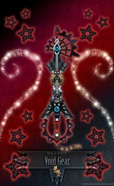 My favorite keyblade.