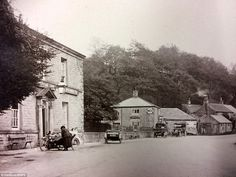 The postcards have been consigned for auction by a collector from Derbyshire who has amassed them over the past 30 years Peak District England, Derwent Valley, Lost Village, Make Way, First Photograph, History Photos, Local History, Derbyshire, Coventry