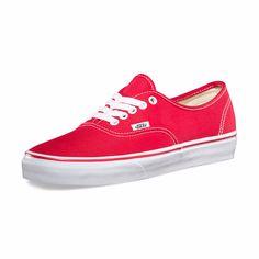 Vans - Authentic Canvas Skate Shoes