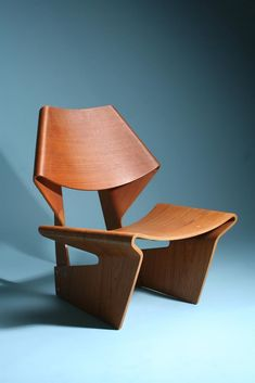 Designed by Grete Jalk for P. Jeppesen, Denmark. 1963. #ChairClassic