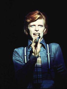 David Bowie -  Diamonds dogs Tour 1974