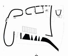 Le Corbusier – Kaplica Nôtre Dame do Haut w Ronachamp plan Le Corbusier, Notre Dame, How To Plan, Math, Math Resources, Mathematics