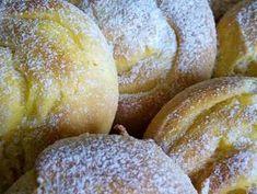 Vanília pudingos csiga   Leléné Marcsi receptje- Cookpad receptek Hungarian Cake, Sweet Treats, Deserts, Muffin, Menu, Sweets, Bread, Baking, Recipes
