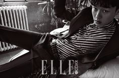 2015.06, ELLE, Jang Ki Yong