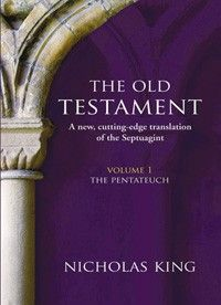 The Old Testament Volume 1: The Pentateuch (Hardback)