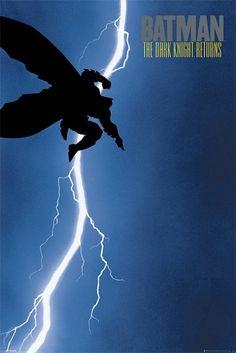 Batman - The Dark Knight Returns - Official Poster