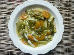 Taze Sarımsak Yemeği  -  Sibel Göktürk #yemekmutfak.com Taze sarmısak ile yapılan sağlıklı ve lezzetli bir yemek. Tadına doyamazsınız.