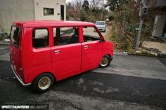 Honda Life Step Van#Speedhunters