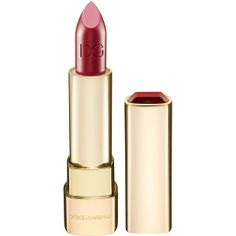 Dolce & Gabbana Classic Cream Lipstick - Sicilian Jewels Collection #beauty #products #makeup #cosmetics