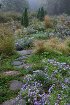 The Gravel Garden, Chanticleer--my favorite garden nearby