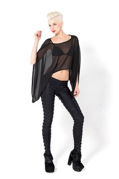 State of Flux Top › Black Milk Clothing