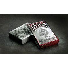 Metal Deck Bicycle Playing Cards