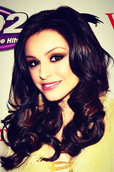 ♥ Cher Lloyd. I love her hair:) and makeup is pretty too:)