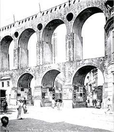 Arcos da Lapa, Rio de Janeiro, Brasil, 1906 - Augusto Malta