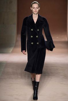 Julia Nobis, Victoria Beckham Fall 2015 Ready-to-Wear