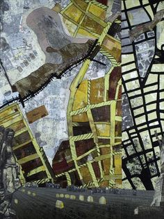 Quilts by Valerie Goodwin depict a sense of place by quiltsymposium, via Flickr