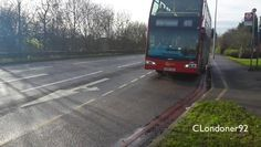 Scania Optare Olympus on London Buses route 498 - video dailymotion Bus Route, Double Deck, Red Bus, London Bus, Olympus, Buses, Transportation, Videos, Busses