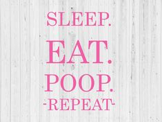 AS13 Sleep Eat Poop Repeat SVG Independence Day Photos, Black King And Queen, Afro Girl, Queen Quotes, Black Girl Magic, Svg File, Repeat, Sleep, Things To Sell